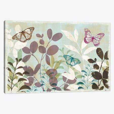 Fluttering III Canvas Print #WAC1924} by Wild Apple Portfolio Canvas Print