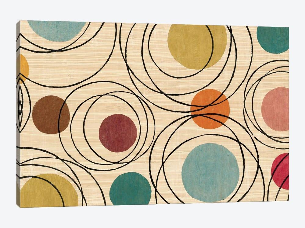 In the Round by Wild Apple Portfolio 1-piece Canvas Wall Art