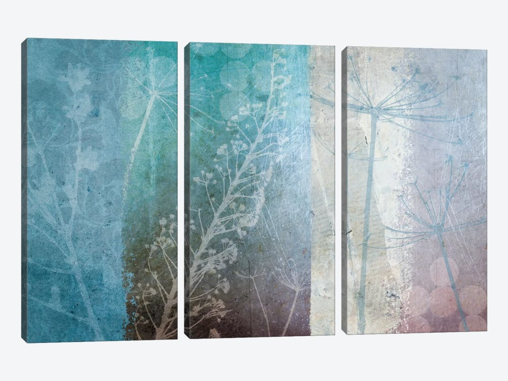 Ethereal by Wild Apple Portfolio 3-piece Canvas Wall Art