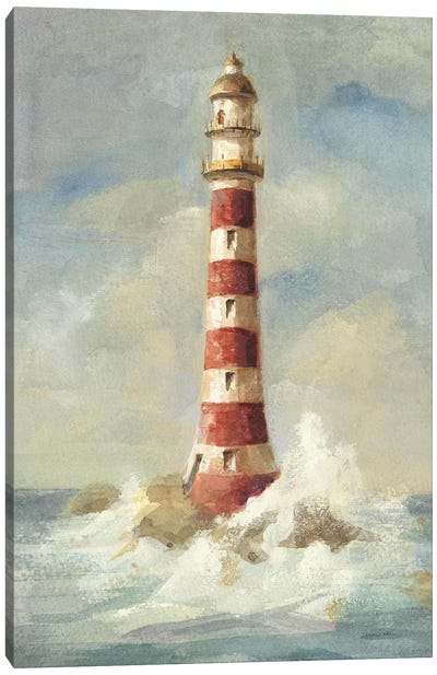 Lighthouse II Canvas Print #WAC196