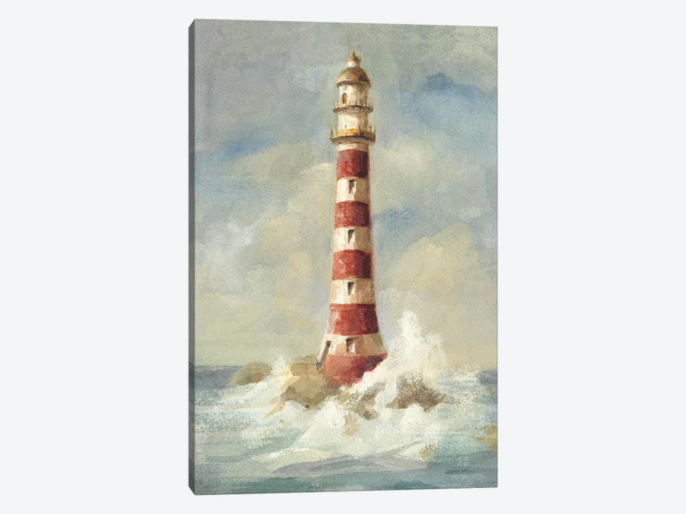 Lighthouse II by Danhui Nai 1-piece Canvas Art