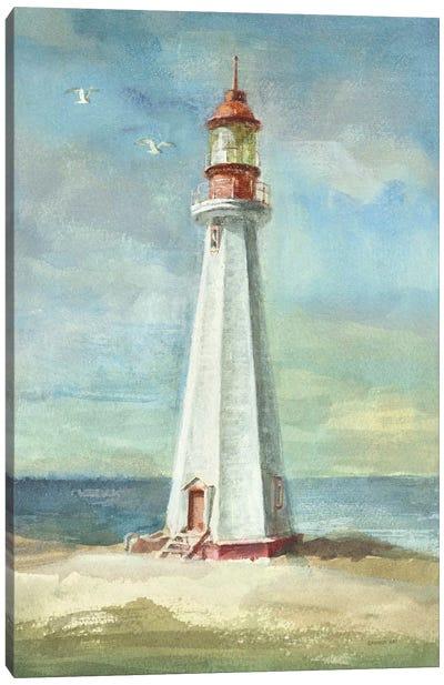 Lighthouse III Canvas Print #WAC197