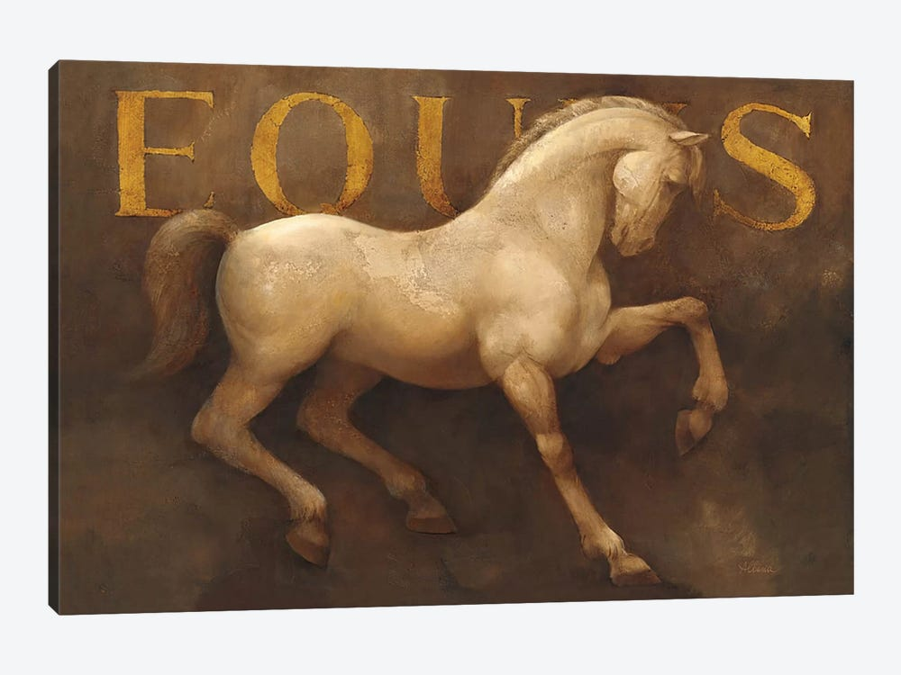 Equus 1-piece Canvas Wall Art