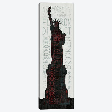 Statue of Liberty Canvas Print #WAC2003} by Michael Mullan Canvas Print