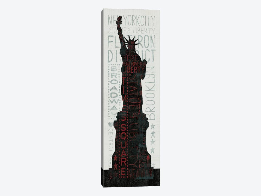 Statue of Liberty by Michael Mullan 1-piece Art Print