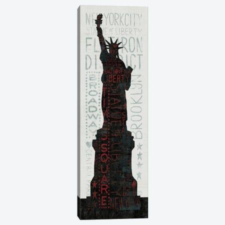 Statue of Liberty Canvas Print #WAC2003} by Michael Mullan Canvas Print