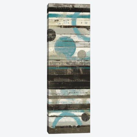 Blue Zephyr Panel Canvas Print #WAC2011} by Mike Schick Canvas Artwork