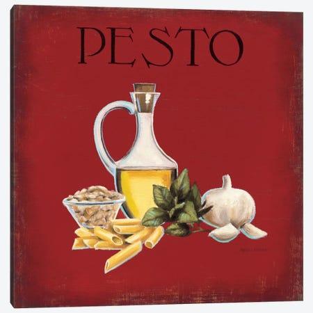 Italian Cuisine II Canvas Print #WAC2021} by Marco Fabiano Art Print