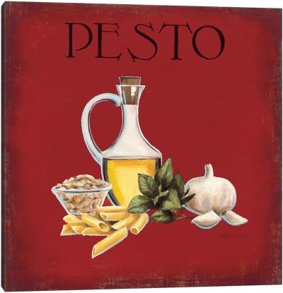 Italian Cuisine II Canvas Art Print