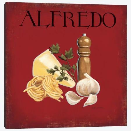 Italian Cuisine III Canvas Print #WAC2022} by Marco Fabiano Canvas Art Print