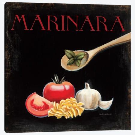 Italian Cuisine IV Canvas Print #WAC2023} by Marco Fabiano Canvas Art Print
