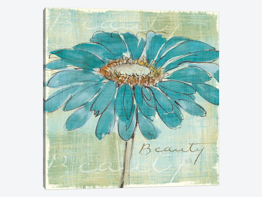 Spa Daisies I by Chris Paschke 1-piece Art Print