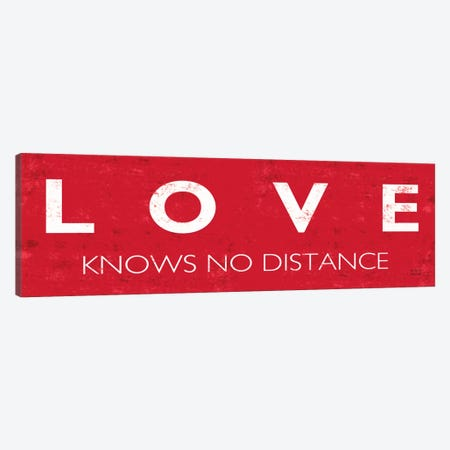 Love Knows No Distance Canvas Print #WAC2045} by Michael Mullan Canvas Wall Art