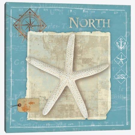 Points North Canvas Print #WAC2049} by Belinda Aldrich Art Print