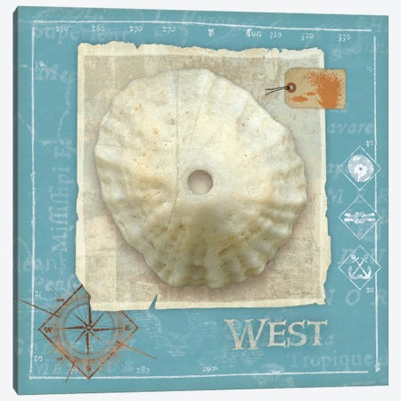 Points West Canvas Print #WAC2051} by Belinda Aldrich Canvas Art