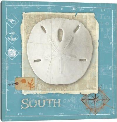 Points South Canvas Art Print