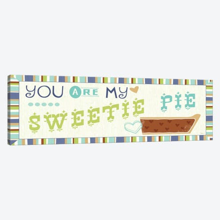 Luv 2 Bake III Canvas Print #WAC2064} by Pela Studio Canvas Wall Art