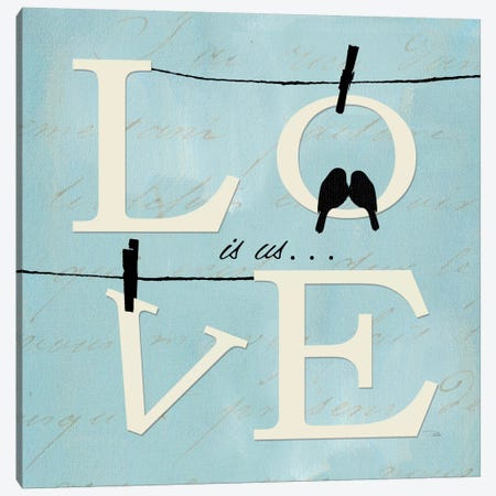 Well Said I Canvas Print #WAC2067} by Pela Canvas Wall Art