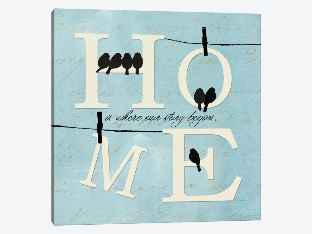 Well Said II by Pela 1-piece Canvas Artwork