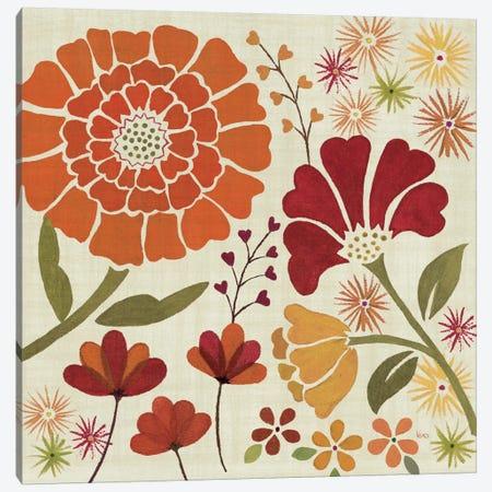 Spice Garden II Canvas Print #WAC2074} by Veronique Art Print