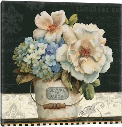 French Vases I Canvas Art Print