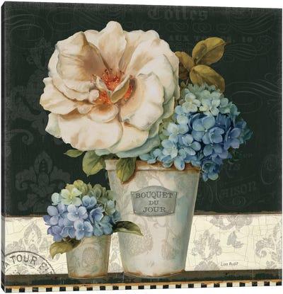 French Vases II Canvas Print #WAC2090