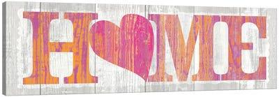 Driftwood Home Canvas Print #WAC2094