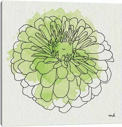 Watercolor Floral I Canvas Print #WAC2102