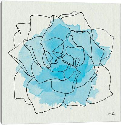 Watercolor Floral II Canvas Print #WAC2103