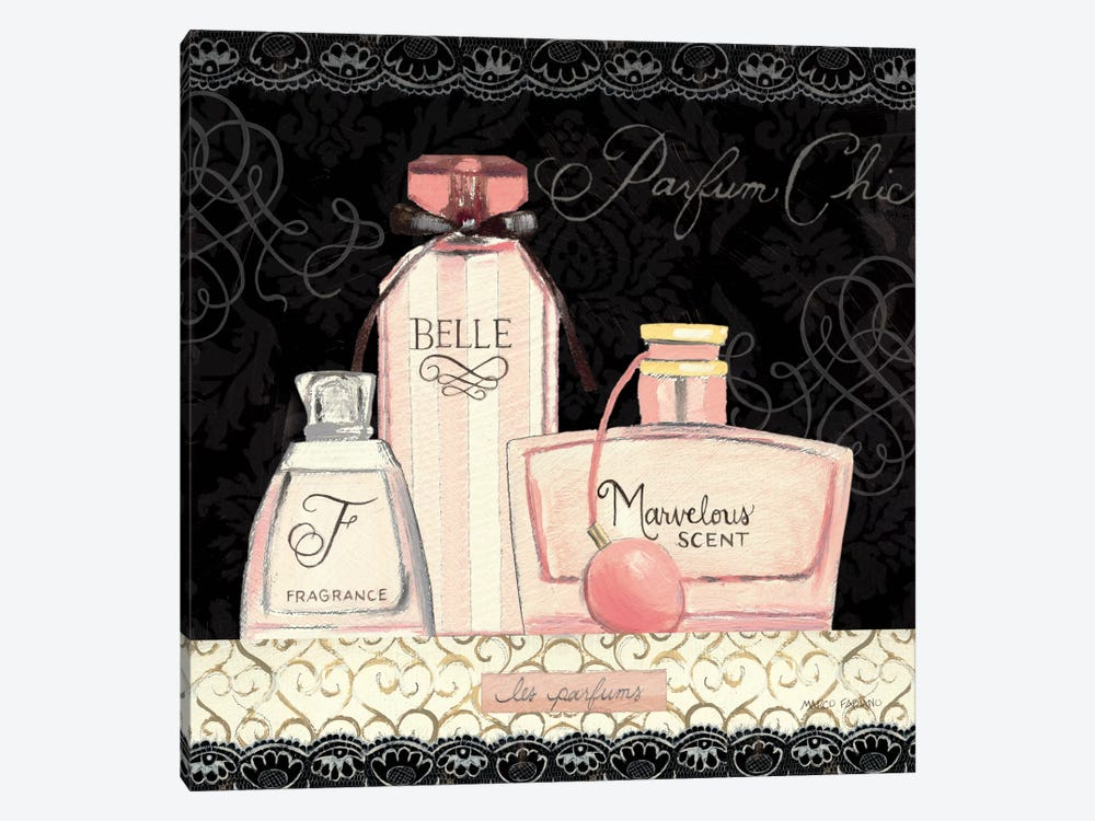 Les Parfum II by Marco Fabiano 1-piece Canvas Art