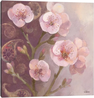 Gypsy Blossoms I  Canvas Print #WAC2113