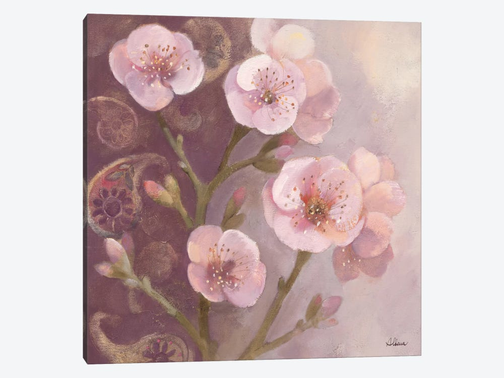Gypsy Blossoms I 1-piece Canvas Print