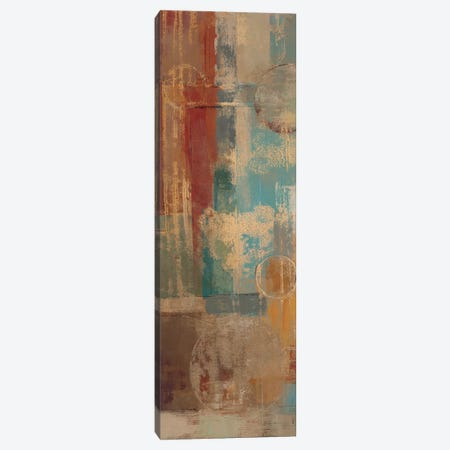 Oriental Trip Panel I  Canvas Print #WAC2122} by Silvia Vassileva Canvas Wall Art