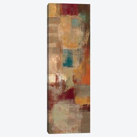 Oriental Trip Panel II  Canvas Print #WAC2123} by Silvia Vassileva Canvas Artwork