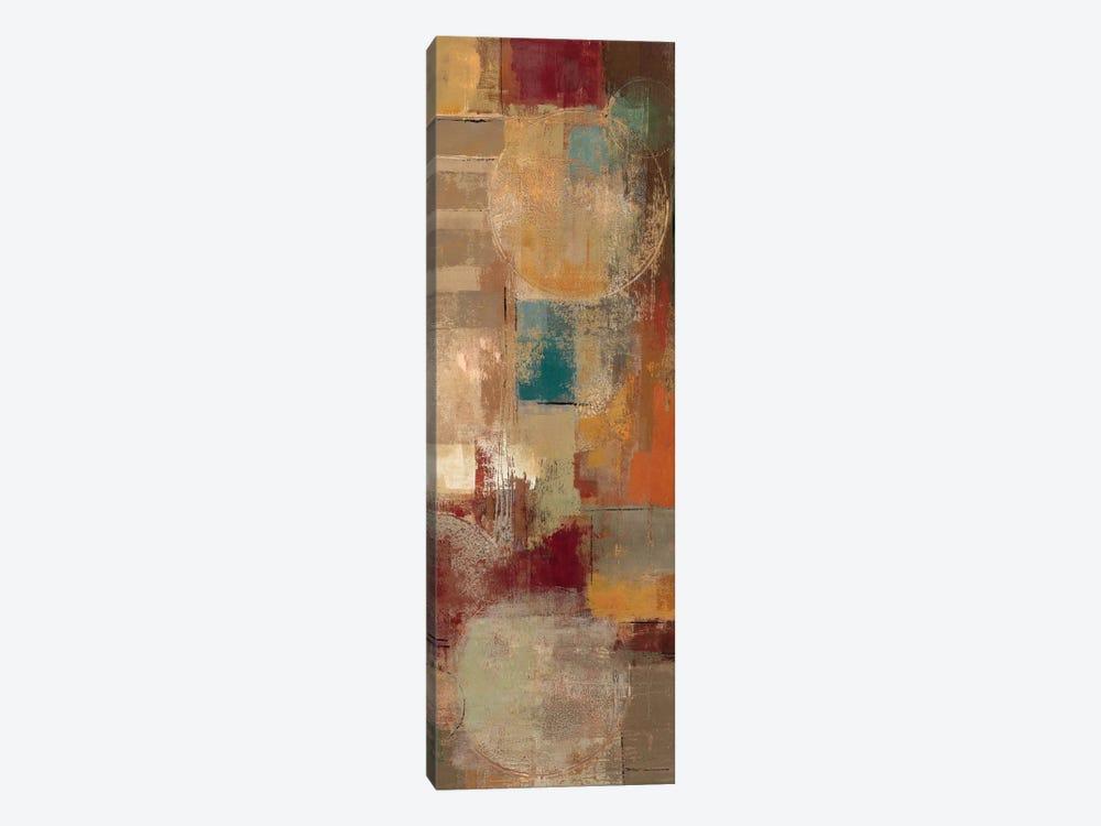 Oriental Trip Panel II  by Silvia Vassileva 1-piece Canvas Artwork