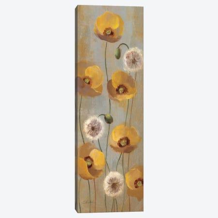 Spring Poppies II  Canvas Print #WAC2125} by Silvia Vassileva Canvas Art Print