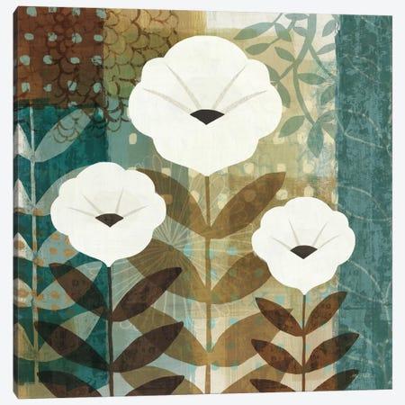 Floral Dream I WAG  Canvas Print #WAC2126} by Michael Mullan Canvas Print