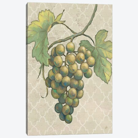 Lovely Fruits IV Neutral Crop  Canvas Print #WAC2143} by Daphne Brissonnet Canvas Art