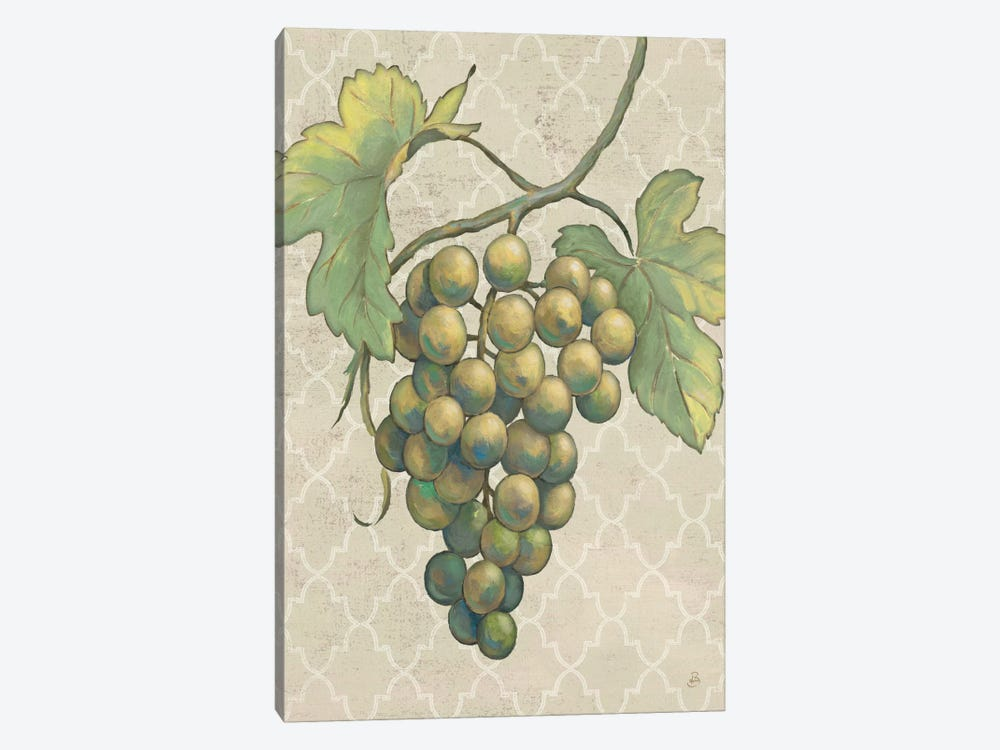 Lovely Fruits IV Neutral Crop 1-piece Canvas Wall Art