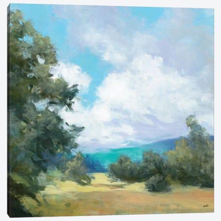 Hedgerow I  3-Piece Canvas #WAC2144} by Julia Purinton Canvas Art Print
