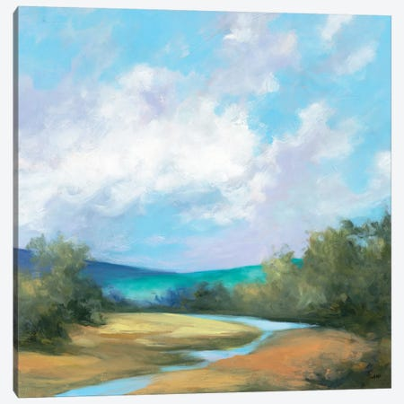 Hedgerow II  Canvas Print #WAC2145} by Julia Purinton Canvas Print