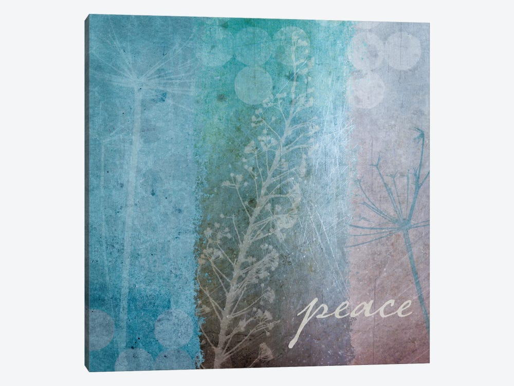 Ethereal Inspirational Square I  by Wild Apple Portfolio 1-piece Canvas Print