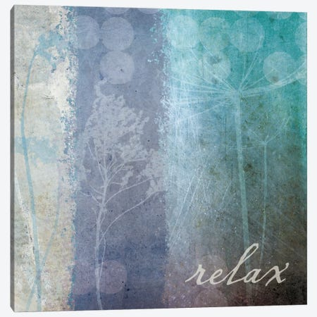 Ethereal Inspirational Square II  Canvas Print #WAC2152} by Wild Apple Portfolio Canvas Print