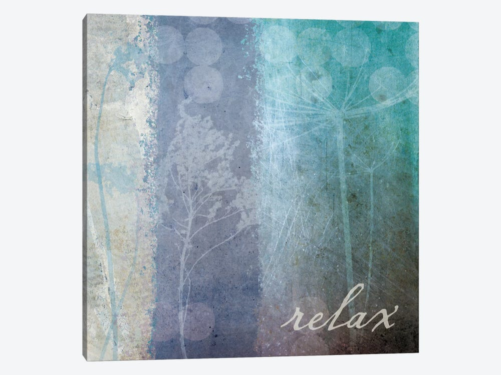 Ethereal Inspirational Square II by Wild Apple Portfolio 1-piece Canvas Art