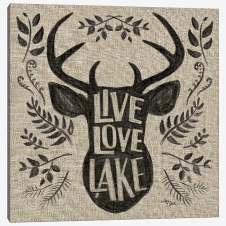 Lake Life III Canvas Print #WAC2223} by Wellington Studio Canvas Art Print