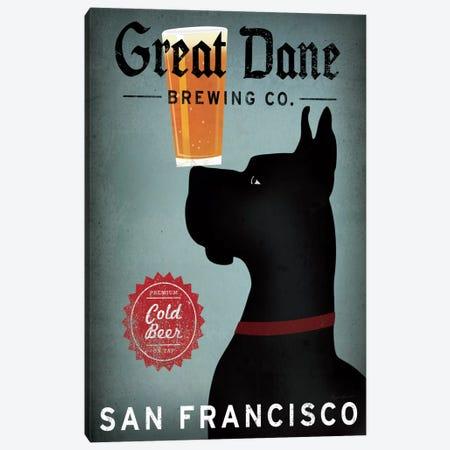 Great Dane Brewing Co. Canvas Print #WAC2242} by Ryan Fowler Canvas Print