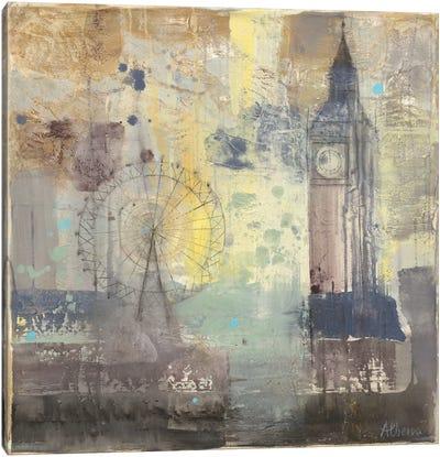 Big Ben Canvas Print #WAC2253