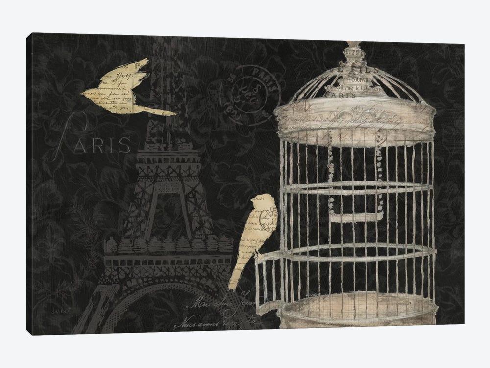 Via Paris I by James Wiens 1-piece Canvas Art Print