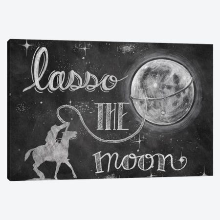 Lasso the Moon Canvas Print #WAC2283} by Mary Urban Canvas Art Print