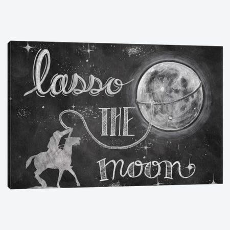 Lasso the Moon Canvas Print #WAC2283} by Mary Urban Canvas Art Print